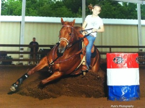 All in the details with barrel racer Megan Yurko